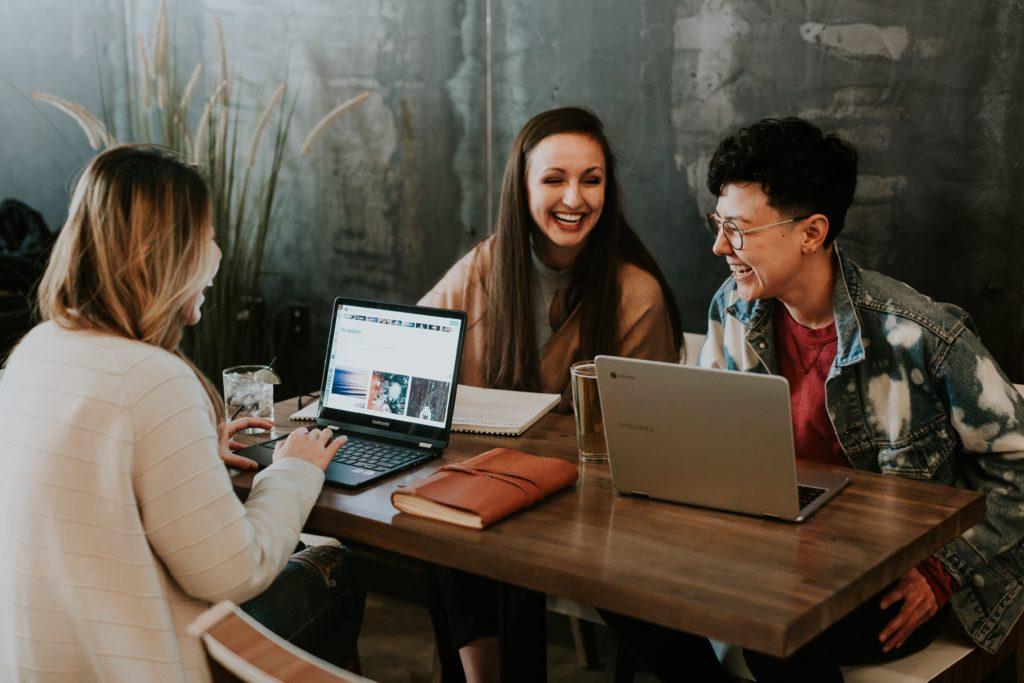business work environment