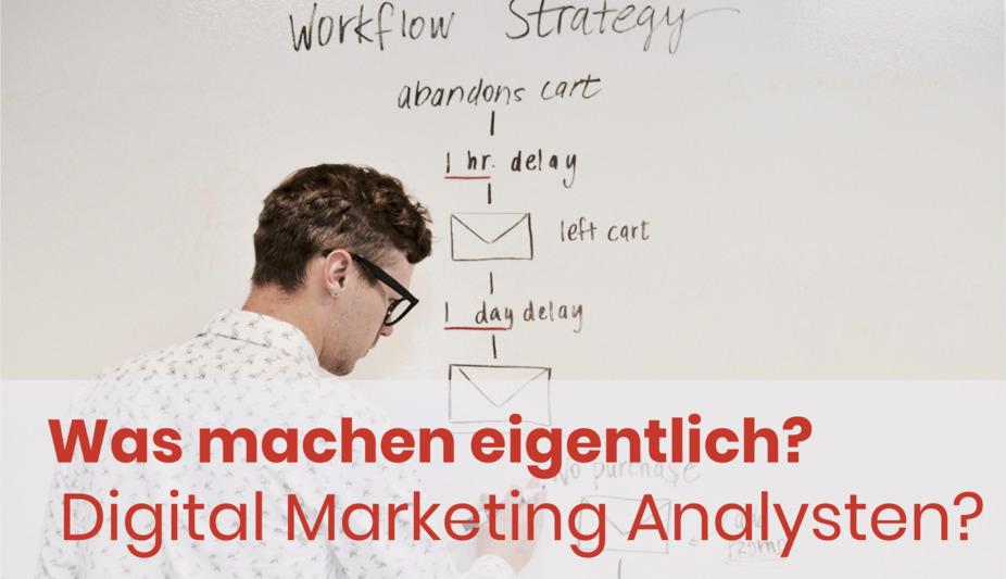 Digital Marketing Analysten